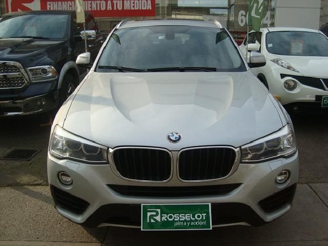 Autos Rosselot Bmw X4 xdrive 20 d 2.0 at 2015