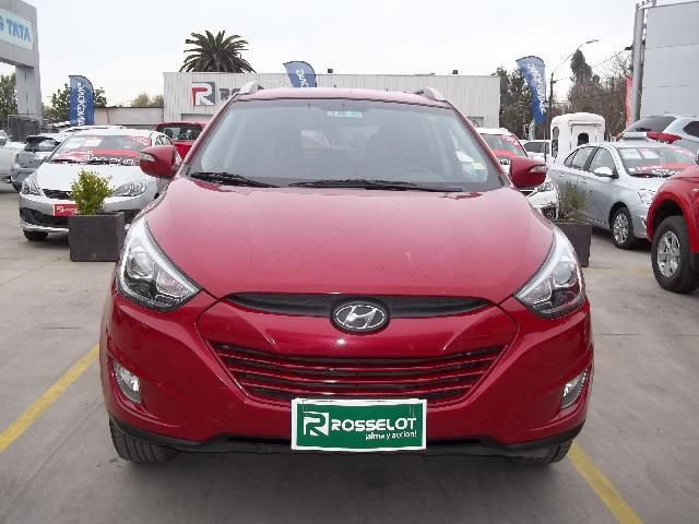 Autos Rosselot Hyundai New tucson gl 2.0 at 2015
