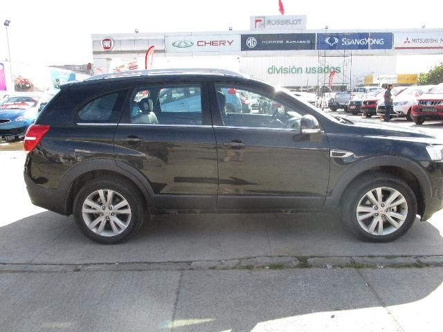 Camionetas Rosselot Chevrolet Captiva iv lt 2.4 at gasolina full con sunroof 2015