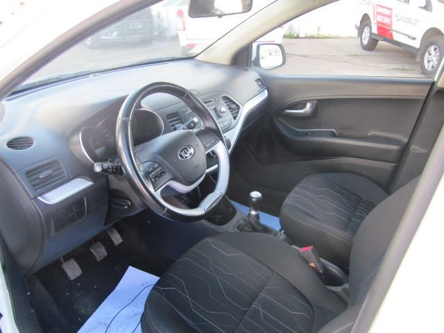 kia new morning ex 1.2l 5mt dab ac - 1617