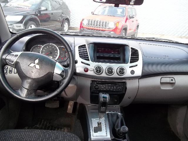 mitsubishi l200 d/c dakar crs aut 2.5 4x4 euro iv