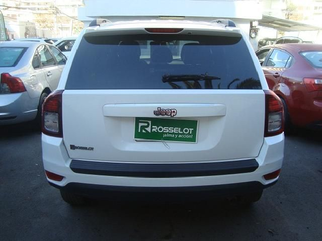 chrysler compass sport 2.4l at 4x2