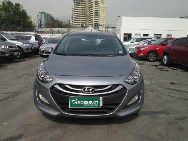 Furgones Rosselot Hyundai I 30 1.6 diesel full 2013