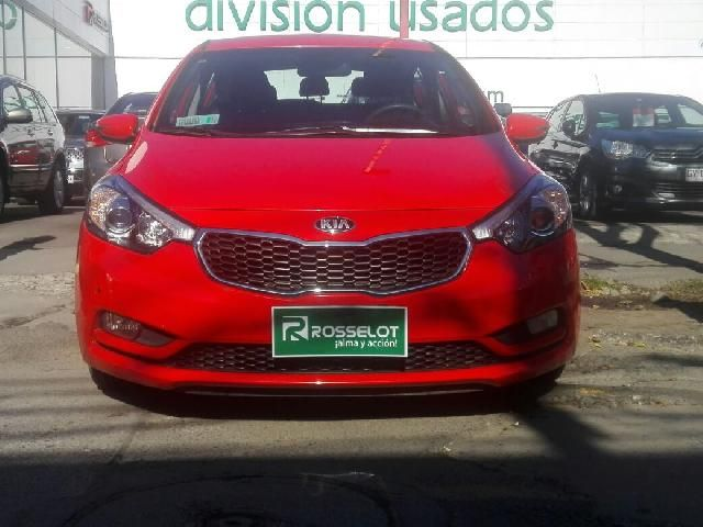 kia new cerato 5 ex 1.6l 6mt special pack - 1625