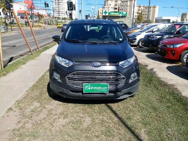 Autos Rosselot Ford Eco sport mec full 4x2 2013