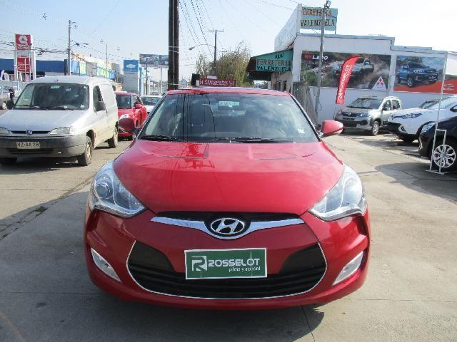 Autos Rosselot Hyundai Veloster gls full 1.6 at 2013