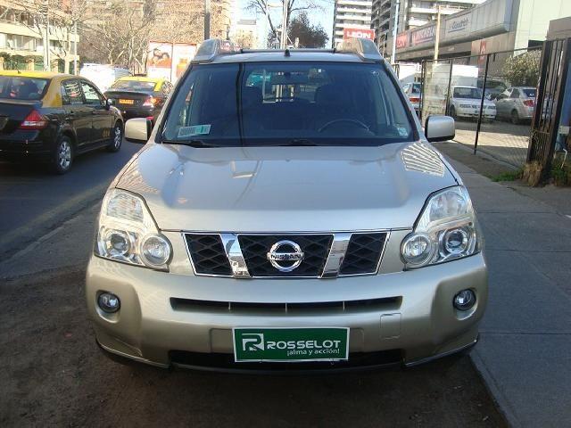 Camionetas Rosselot Nissan X-trail x mcvt 4x4 i sr - xl-807.i** 2010
