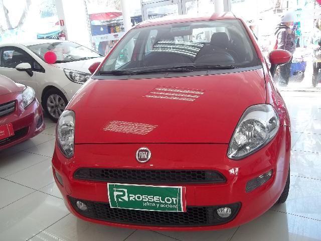 Autos Rosselot Fiat Punto easy 1.2 5p 2017