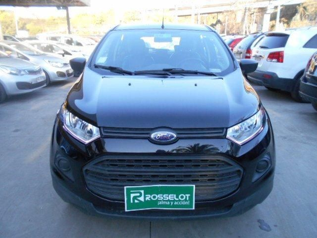 Autos Rosselot Ford Eco sport se 1.6 l mt 2016