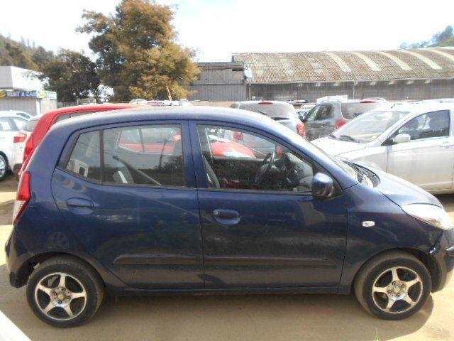 Autos Rosselot Hyundai I10 1.1 gls mec ac 2010