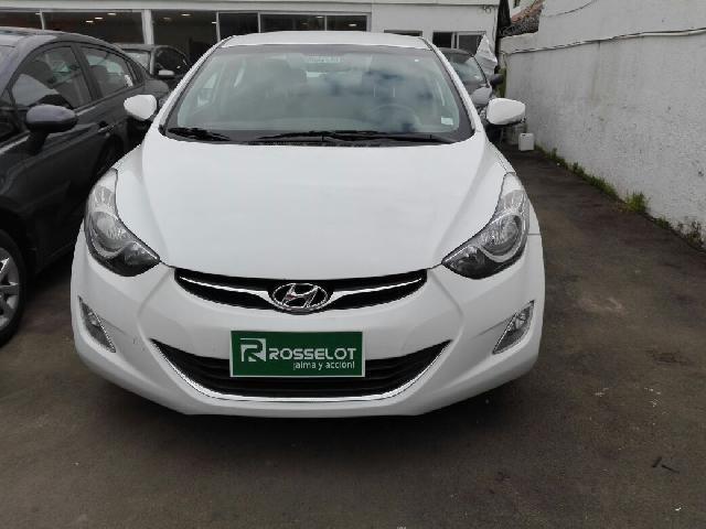 Autos Rosselot Hyundai Elantra 1.6 gls at 2014