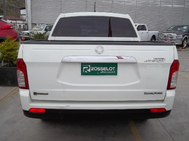 ssangyong new actyon sport 4x2 2.0 mt a/a abs ll - nas612 - euro iv