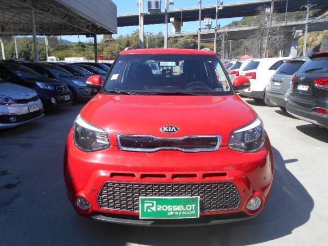 Autos Rosselot Kia New soul ex 1.6 6at ac abs dab ll euro v - 1492 2015