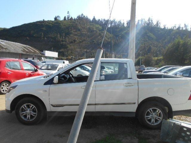 ssangyong new actyon sport 4x2 2.0 mt aa - nas611 - euro iv