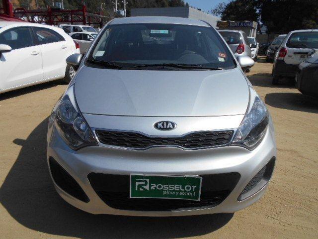 Autos Rosselot Kia Rio 5 ex 1.2l 5 mt - 1424  2014