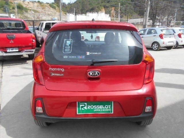 Autos Rosselot Kia New morning lx 1.0l 5mt - 1614  2015