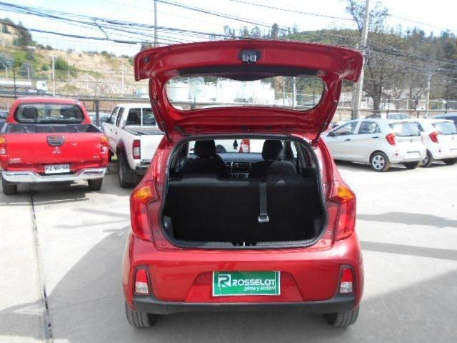 kia new morning lx 1.0l 5mt - 1614