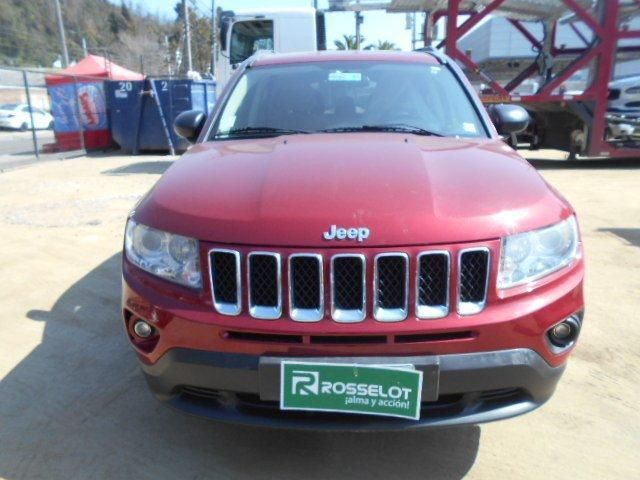 Camionetas Rosselot Jeep Compass sport at 2.4 4x4 2013