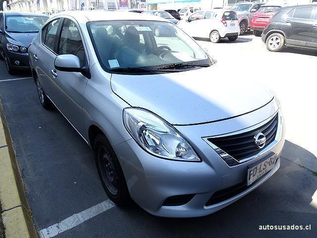 Autos Kovacs Nissan Versa 2013