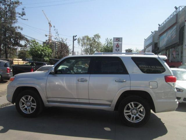 toyota 4 runner 4.0 limited 4x4 aut