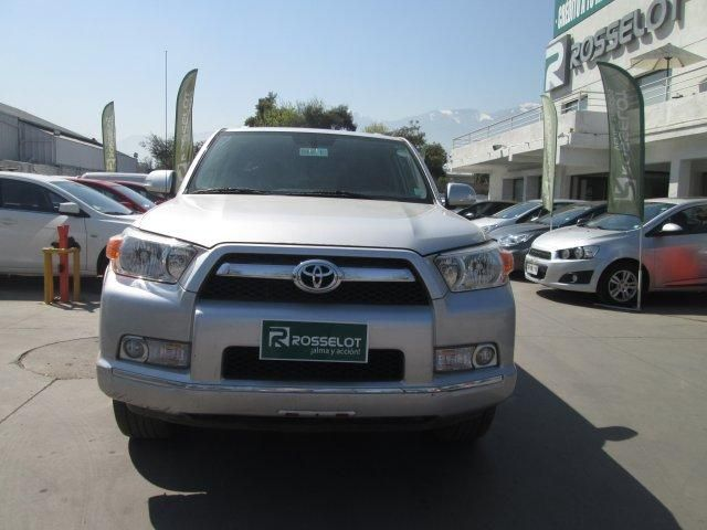 Camionetas Rosselot Toyota 4 runner 4.0 limited 4x4 aut 2013