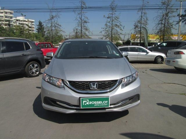 Autos Rosselot Honda Civic ex 1.8 full 2015