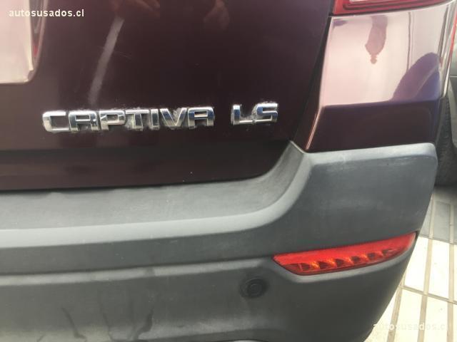 Camionetas Kovacs Chevrolet Captiva 2017