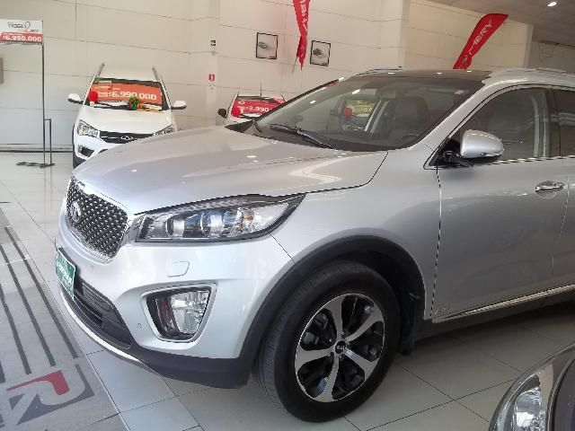 kia new sorento ex 2.2 dsl 6at full 4x4 - 1596