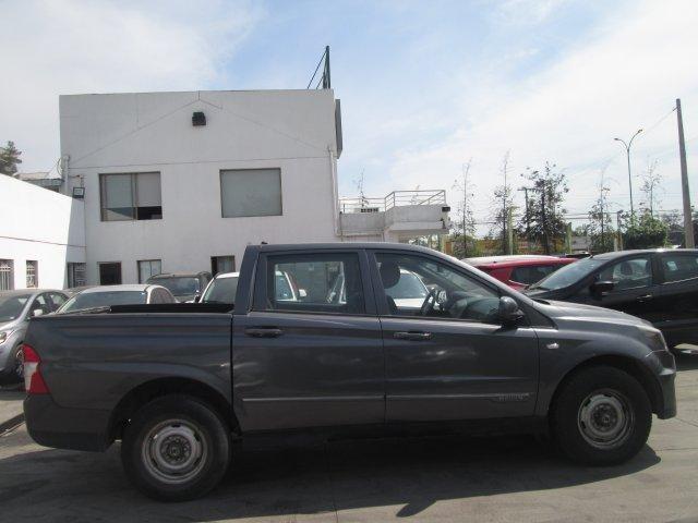 Camionetas Rosselot Ssangyong Actyon sport 4x2 2.0 aa as610aa 2014