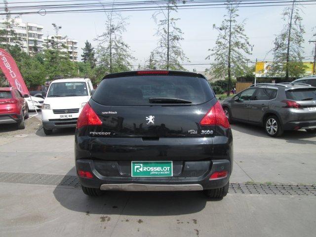 Autos Rosselot Peugeot 3008 premium hdi 1.6 mt 2011