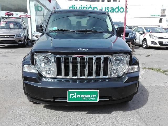 jeep cherokee limited 3.7 aut