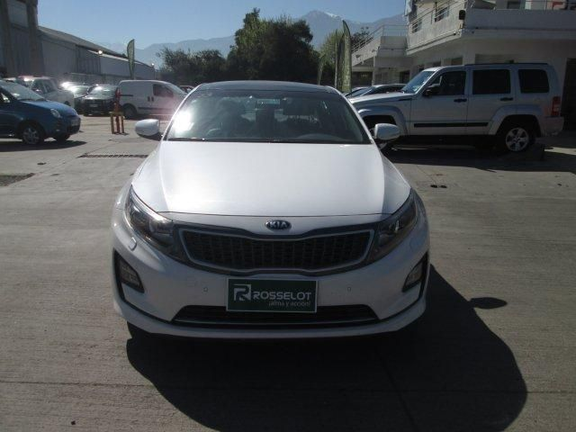 Autos Rosselot Kia Optima ex 2.0l 6at hibrido - 1602  2016