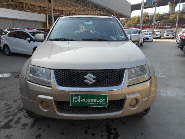 Camionetas Rosselot Suzuki Gran nomade 4x4 2.0 mec 2007
