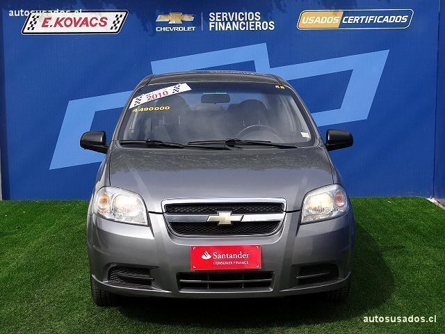 Autos Kovacs Chevrolet Aveo 2010
