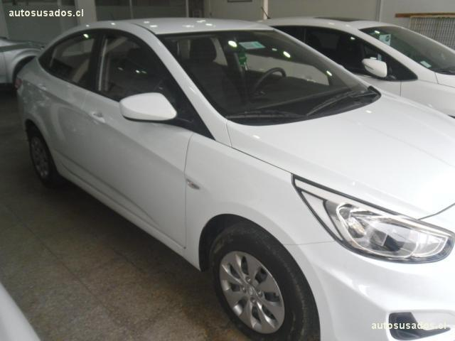 Autos Hernández Motores Hyundai Accent 2016