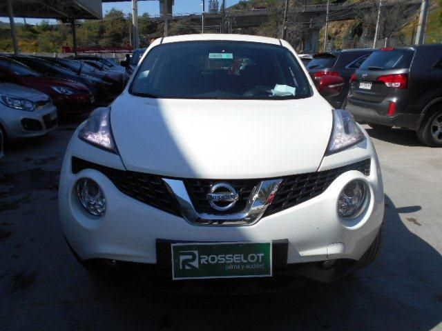 Autos Rosselot Nissan Juke upper mt turbo - fl003  2017