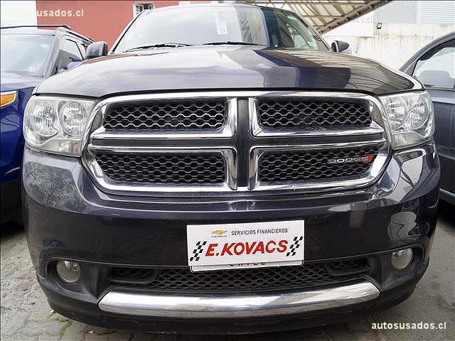 Camionetas Kovacs Dodge Durango 2014
