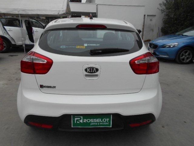 Autos Rosselot Kia Rio 5 ub ex 1.2l 5 mt dh - 1321 2013