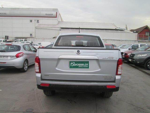 ssangyong new actyon sport 2.0 at 4x4 ll - nas723