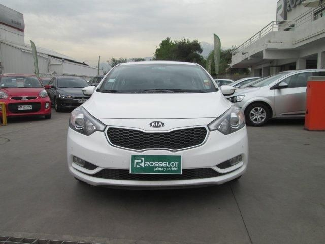 Autos Rosselot Kia New cerato sx at 1.6 ac dab abs euro v - 1533  2015