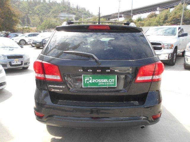 Autos Rosselot Chrysler Journey se td 2.0 2015