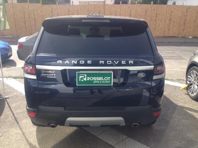 land rover ranger rover sport 3.0 sdv6
