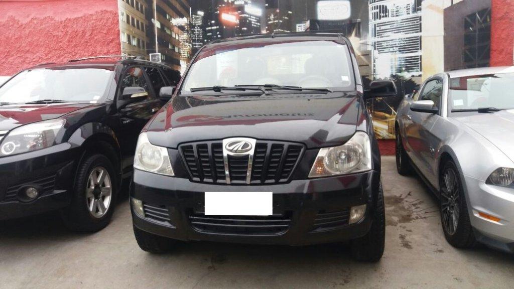 mahindra genio d/cab diesel f