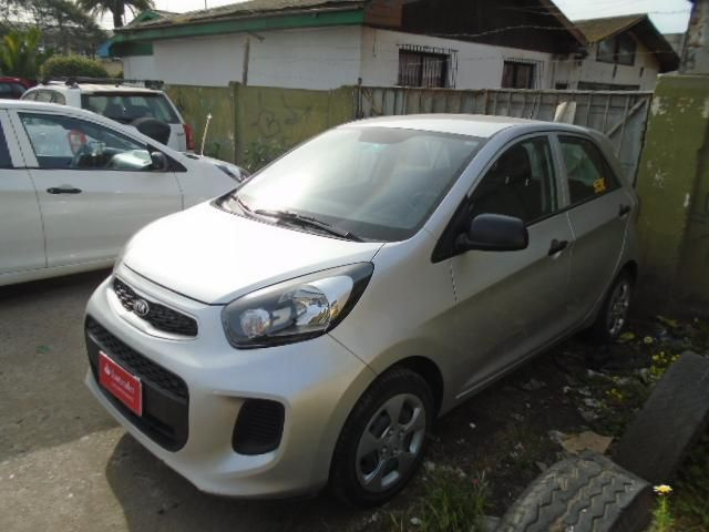 kia new morning lx 1.0l 5mt eps - 1615