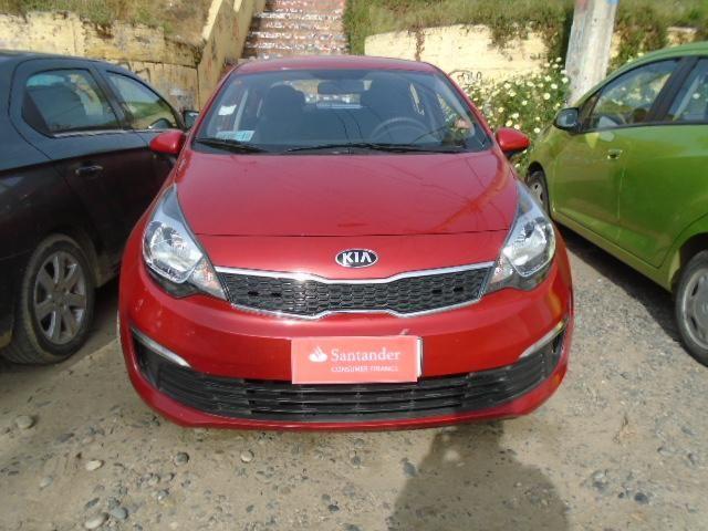 Autos Rosselot Kia Rio 4 ex 1.4l 6mt ab - 1577 2015