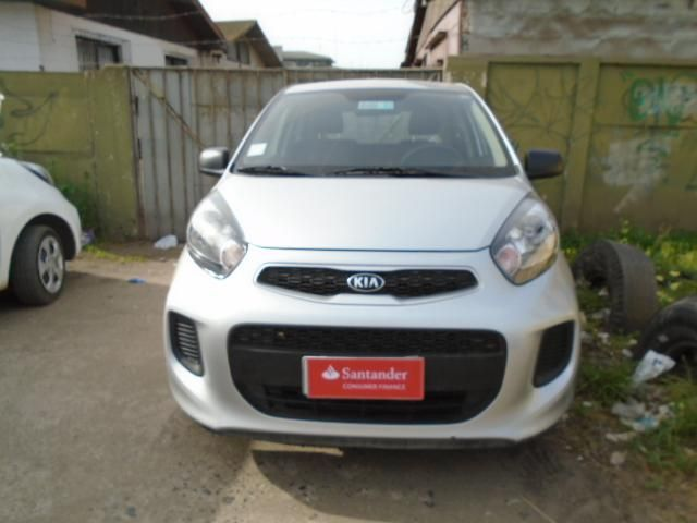 Autos Rosselot Kia New morning lx 1.0l 5mt eps - 1615  2016