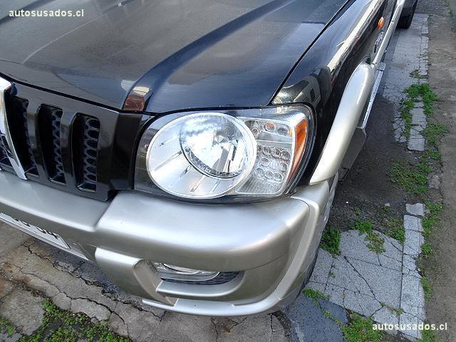 Camionetas Kovacs Mahindra Scorpio 2012
