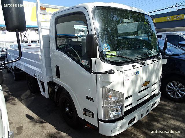 Camiones Kovacs Chevrolet Nkr 2017
