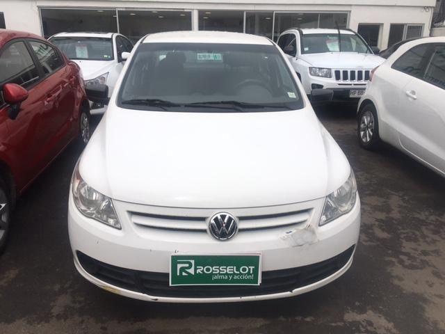 Autos Rosselot Volkswagen Gol 1.6 mec sedan full ab ac 2012