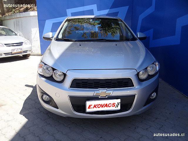 Autos Kovacs Chevrolet Sonic 2014